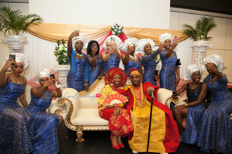 Loveweddingsng Nigerian Traditional WeddingAntonia and Stanley Remi Benson Photography41