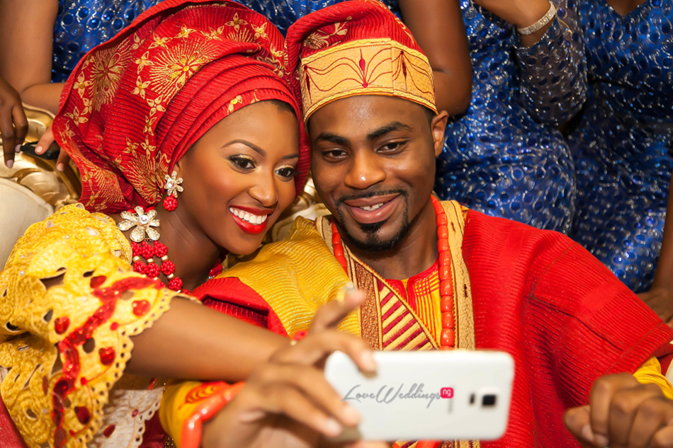 Loveweddingsng Nigerian Traditional WeddingAntonia and Stanley Remi Benson Photography42