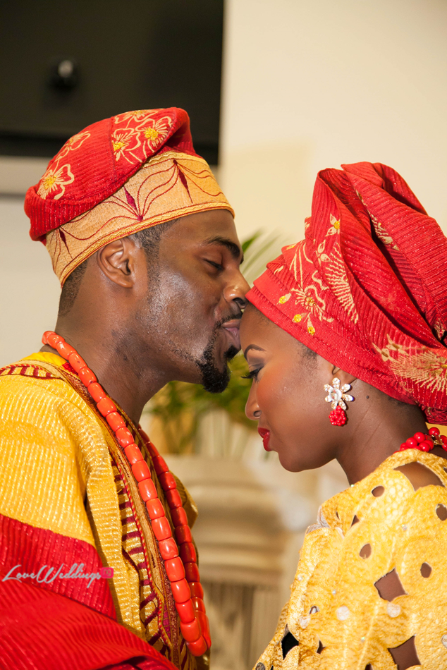 Loveweddingsng Nigerian Traditional WeddingAntonia and Stanley Remi Benson Photography46