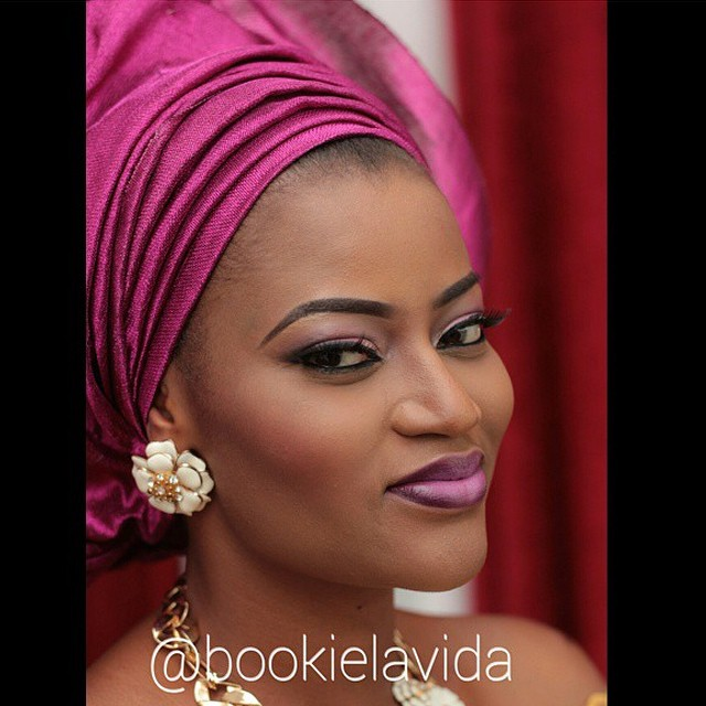 Loveweddingsng Traditional Bridal Looks We Love - Bookie La Diva