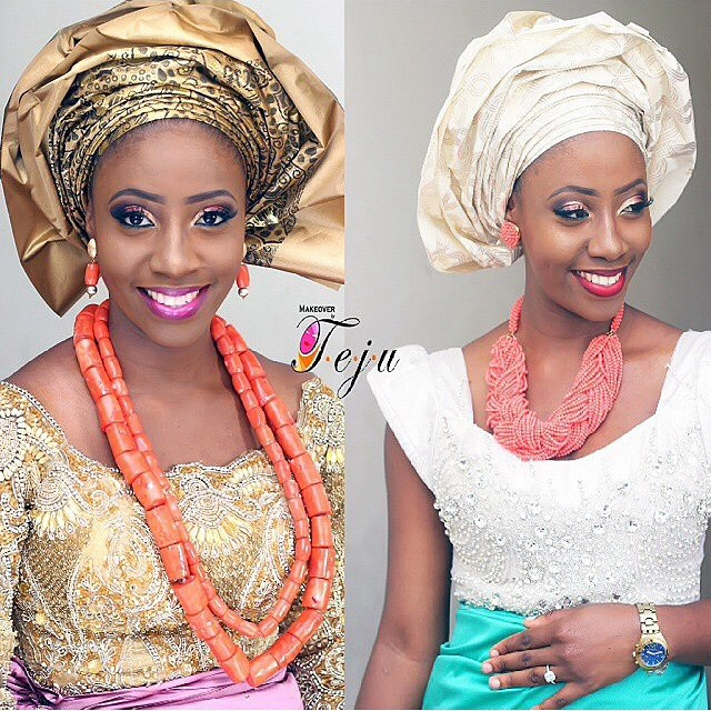 Loveweddingsng Traditional Bridal Looks We Love Makeovers by Teju1