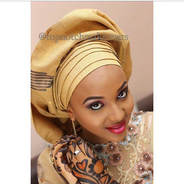 Loveweddingsng Traditional Bridal Looks We Love - Top Notch Makeovers