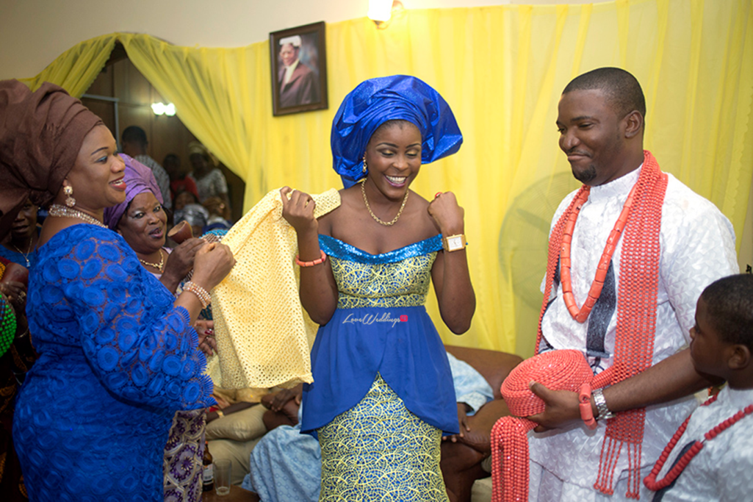 Loveweddingsng Traditional Wedding Idowu and Owen Ice Imagery14