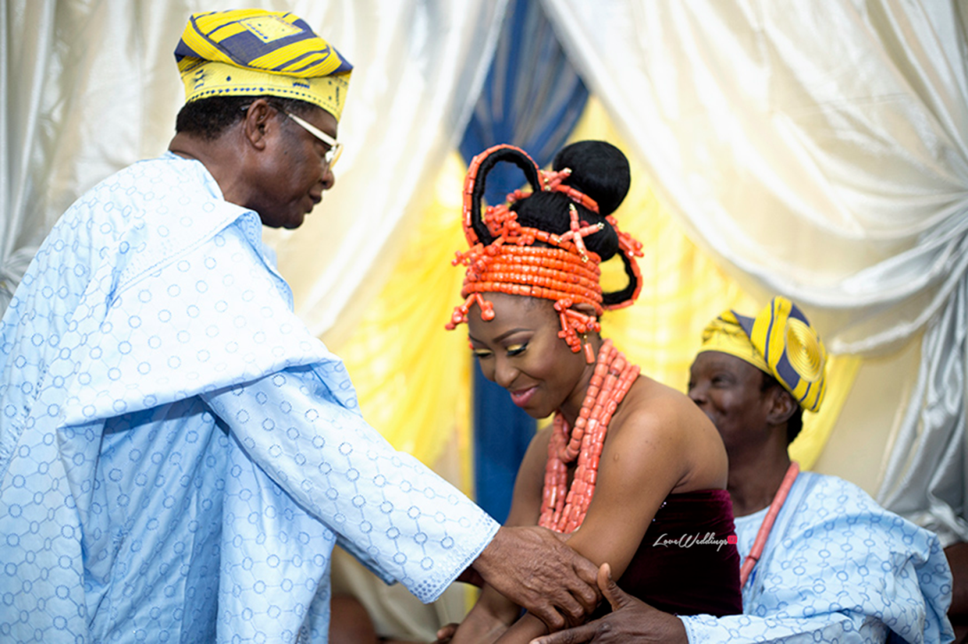 Loveweddingsng Traditional Wedding Idowu and Owen Ice Imagery21