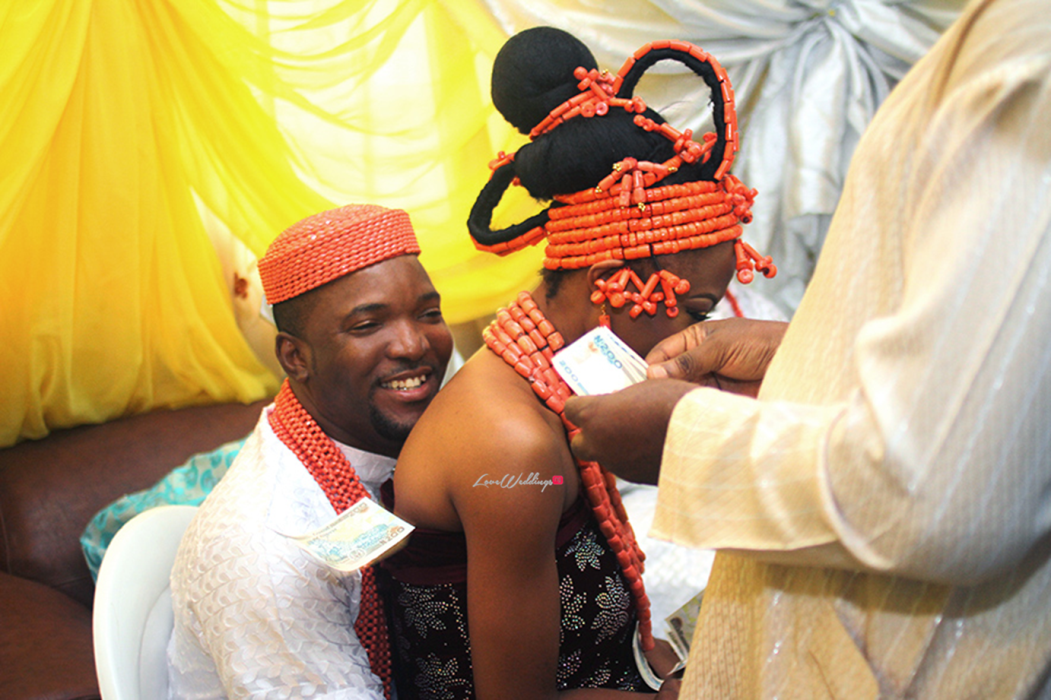 Loveweddingsng Traditional Wedding Idowu and Owen Ice Imagery22