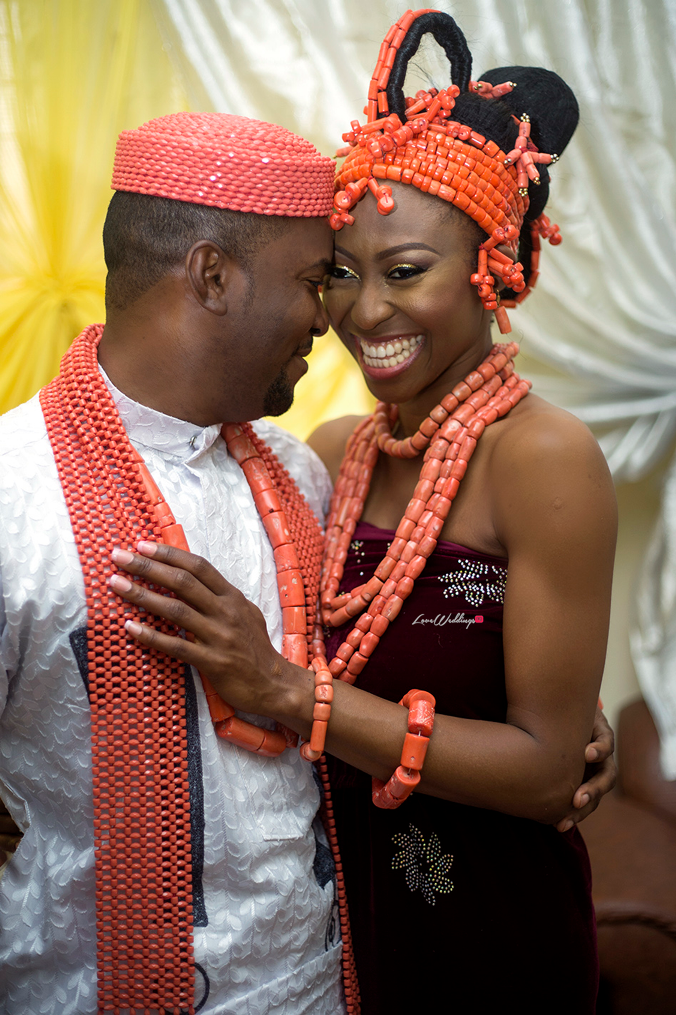 Loveweddingsng Traditional Wedding Idowu and Owen Ice Imagery23