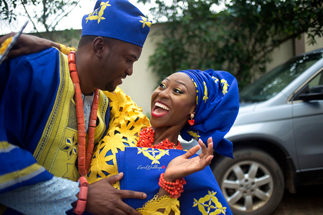 Loveweddingsng Traditional Wedding Idowu and Owen Ice Imagery25