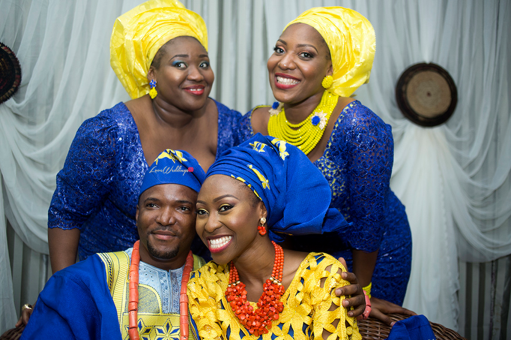 Loveweddingsng Traditional Wedding Idowu and Owen Ice Imagery30