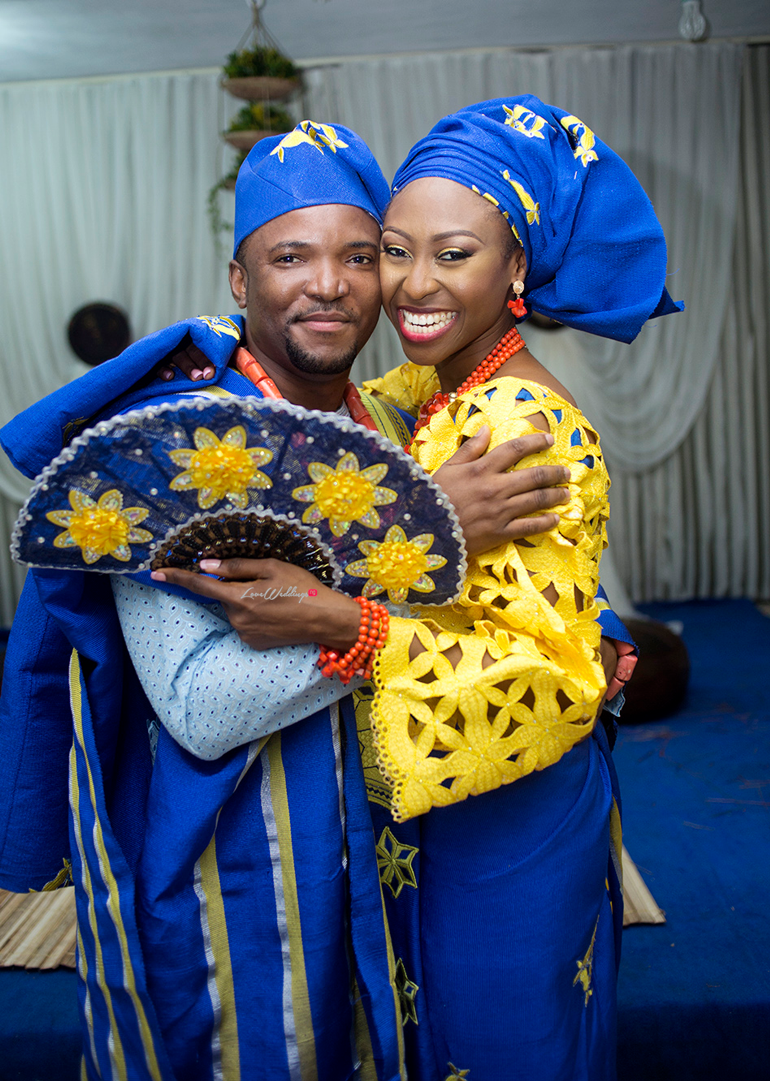 Loveweddingsng Traditional Wedding Idowu and Owen Ice Imagery32