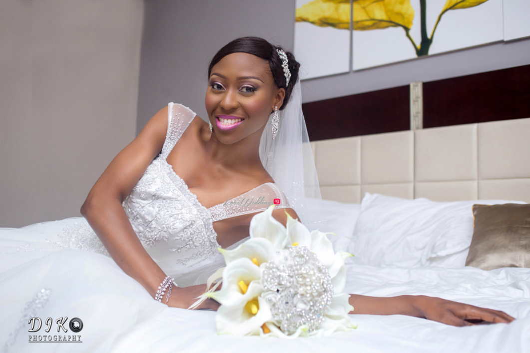 Loveweddingsng White Wedding Idowu and Owen Diko Photography5