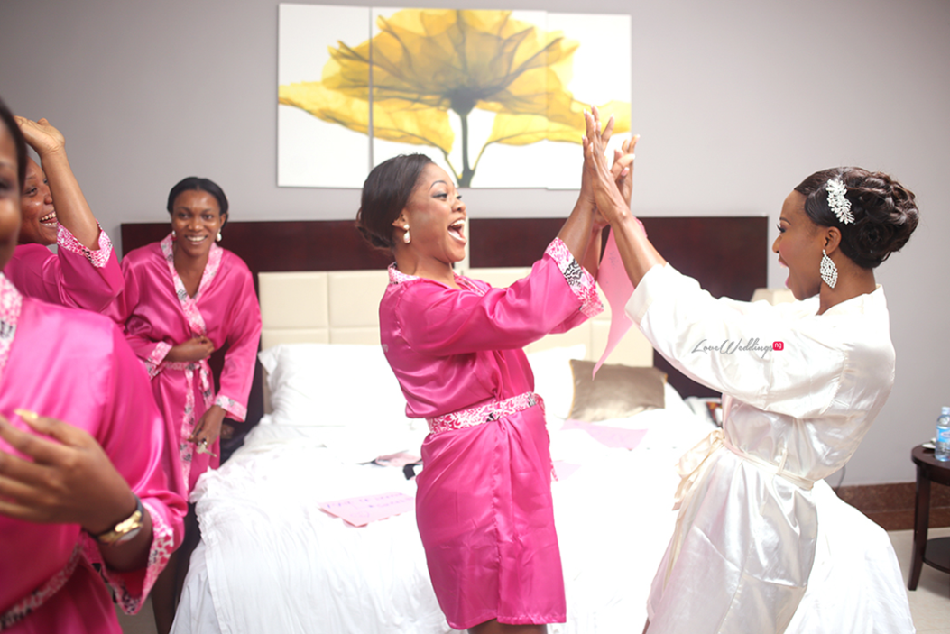 Loveweddingsng White Wedding Idowu and Owen Ice Imagery16