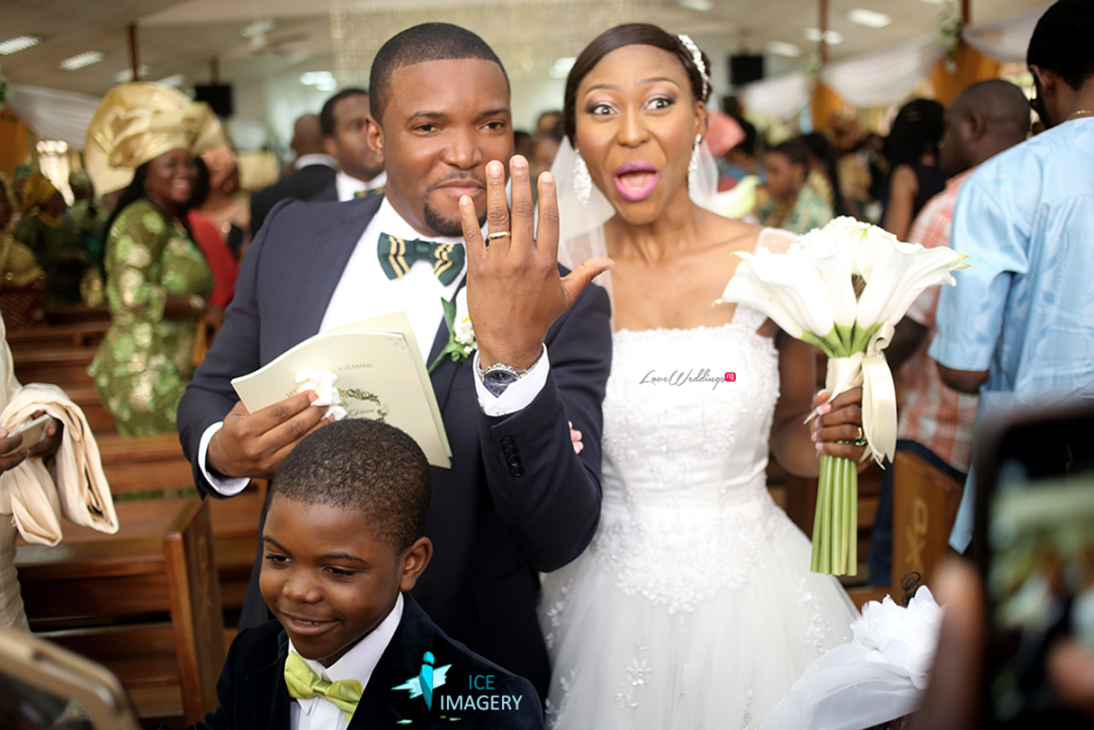 Loveweddingsng White Wedding Idowu and Owen Ice Imagery30