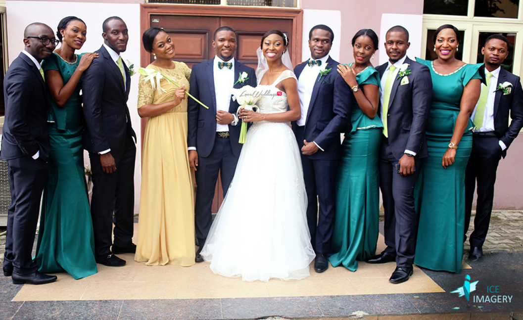 Loveweddingsng White Wedding Idowu and Owen Ice Imagery31