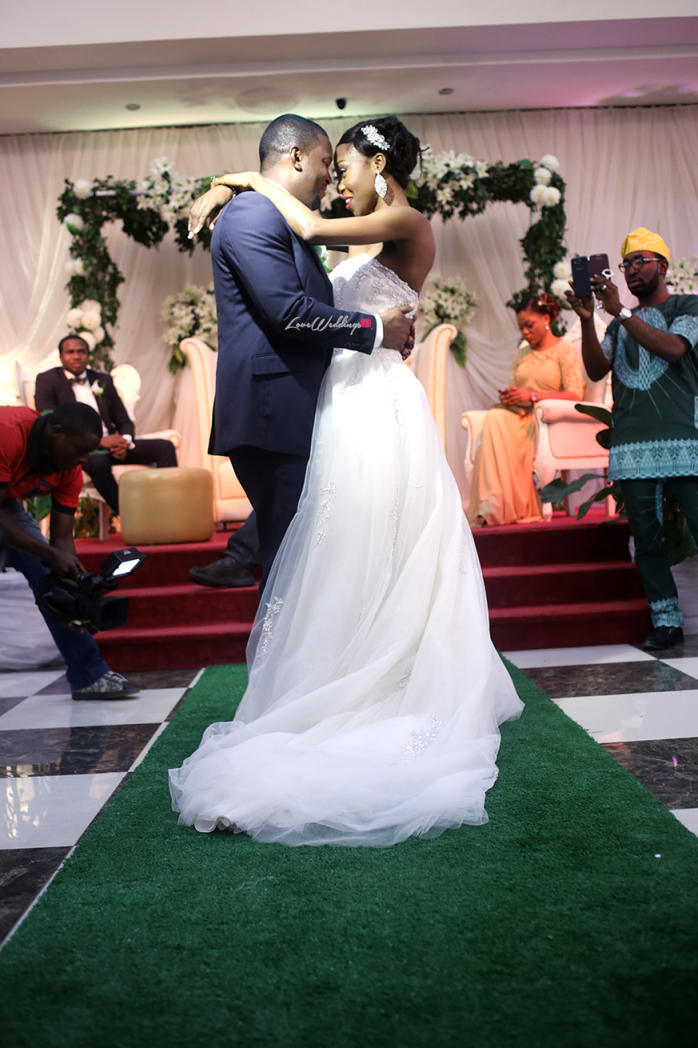 Loveweddingsng White Wedding Idowu and Owen Ice Imagery36