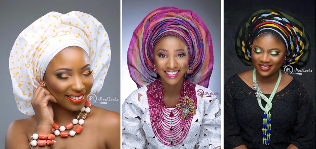 Nigerian Traditional Bride IPosh Looks Loveweddingsng feat