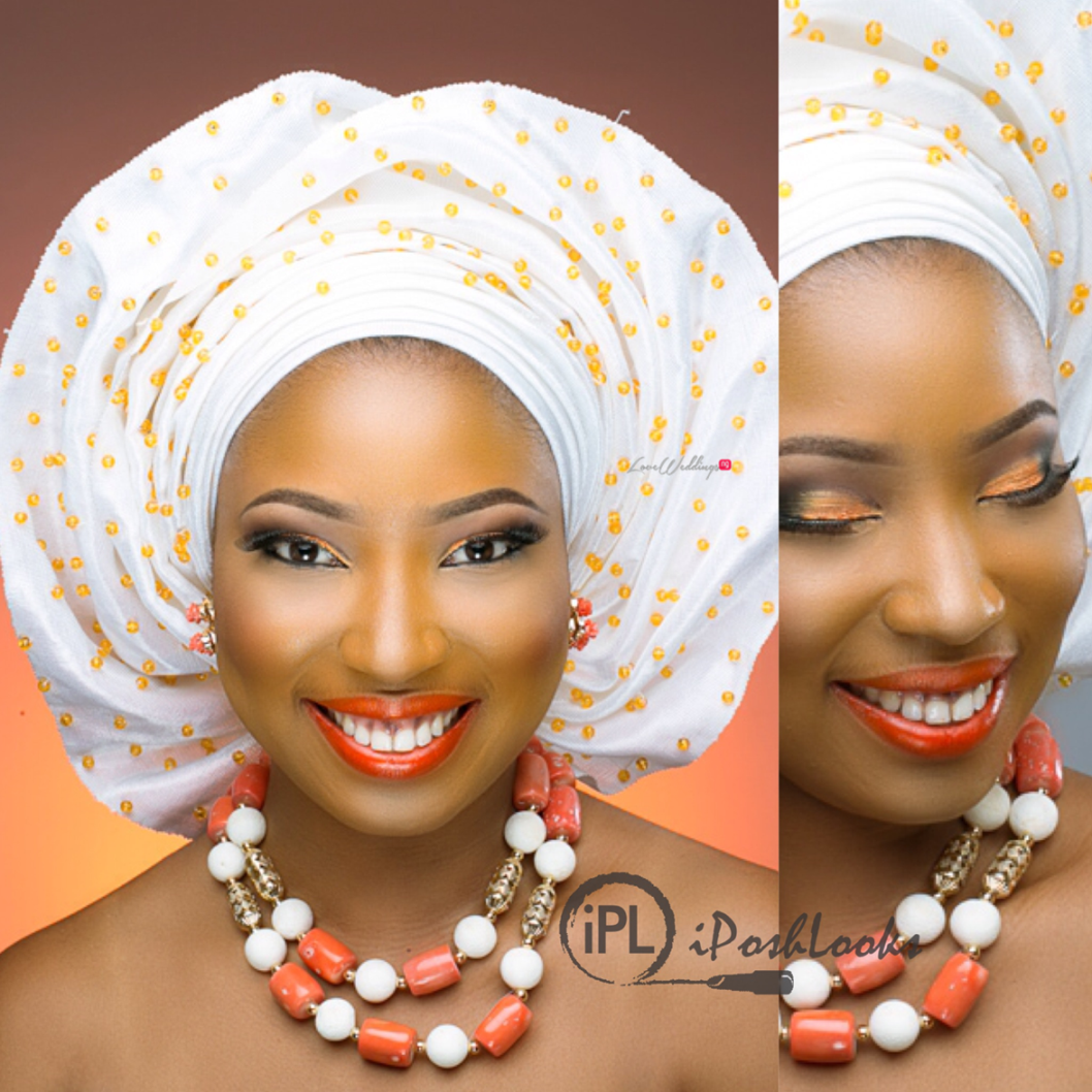 Nigerian Traditional Bride IPosh Looks Loveweddingsng