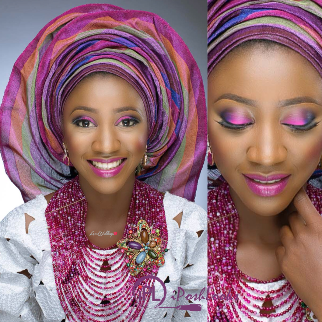 Nigerian Traditional Bride IPosh Looks Loveweddingsng1