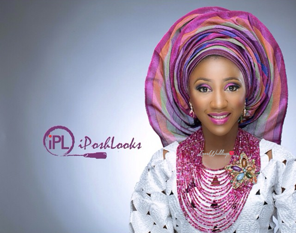 Nigerian Traditional Bride IPosh Looks Loveweddingsng12