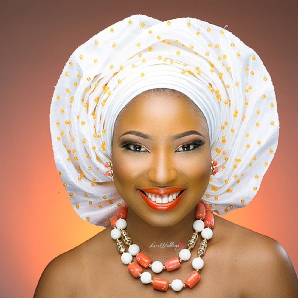 Nigerian Traditional Bride IPosh Looks Loveweddingsng5