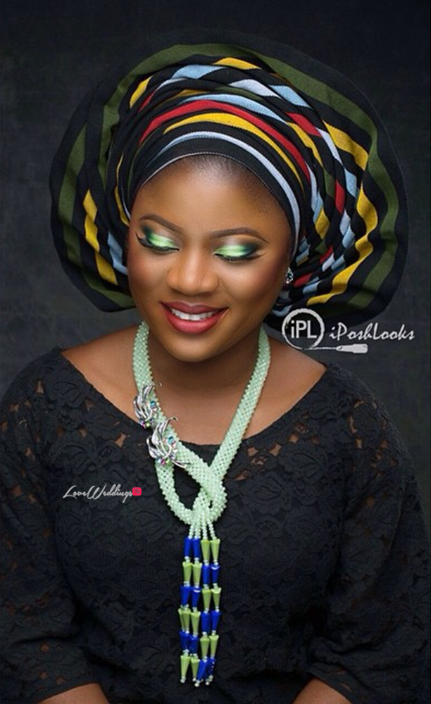Nigerian Traditional Bride IPosh Looks Loveweddingsng9