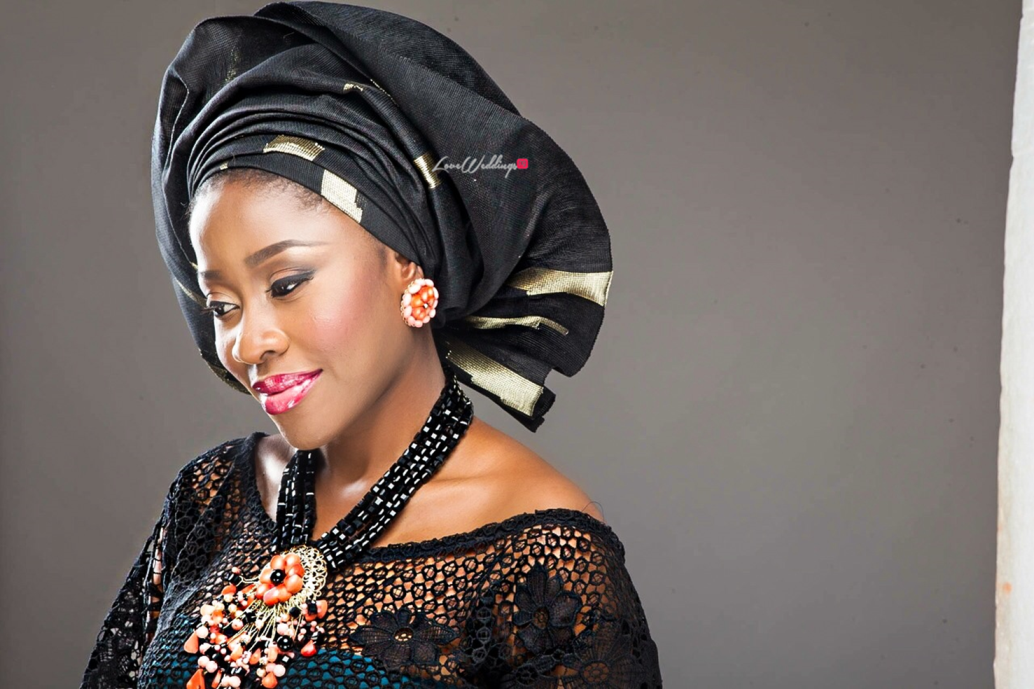 Nigerian Traditional Bride Loveweddingsng - Makeup by Labelle