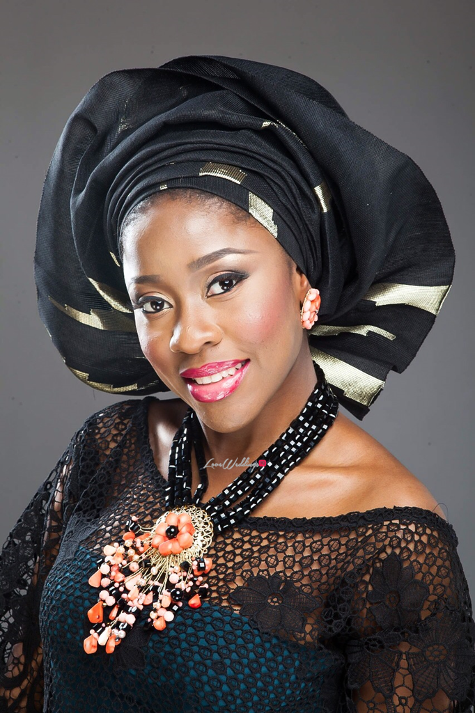 Nigerian Traditional Bride Loveweddingsng - Makeup by Labelle9