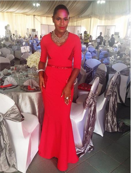 OC Ukeje Weds Ibukun Loveweddingsng - Yvonne Vixen Ekwere