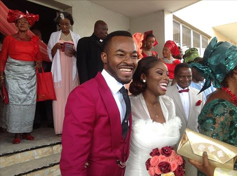 OC Ukeje Weds Ibukun Loveweddingsng5