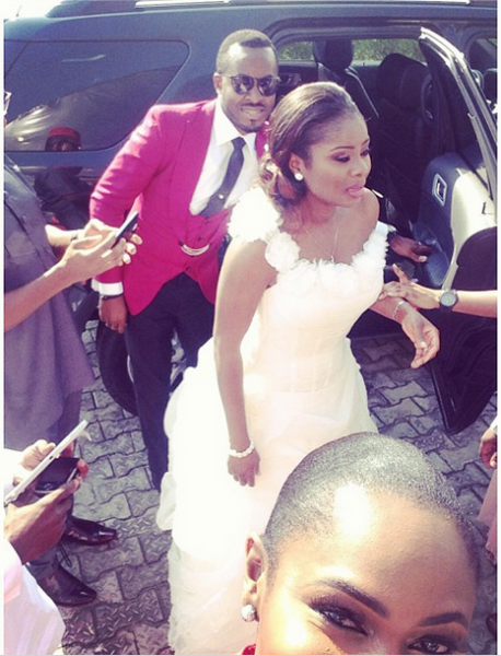 OC Ukeje Weds Ibukun Loveweddingsng7