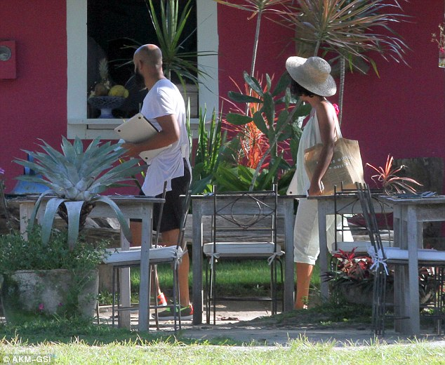 Solange Knowles Alan Ferguson Honeymoon Loveweddingsng18