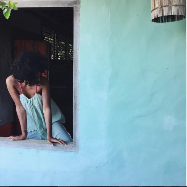 Solange Knowles Alan Ferguson Honeymoon Loveweddingsng5
