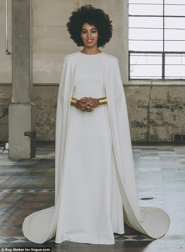 Solange Knowles Wedding Loveweddingsng