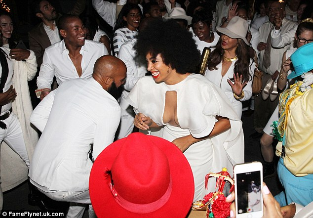 Solange Knowles Wedding Loveweddingsng5