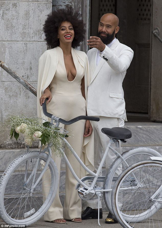Solange Knowles Wedding Loveweddingsng6