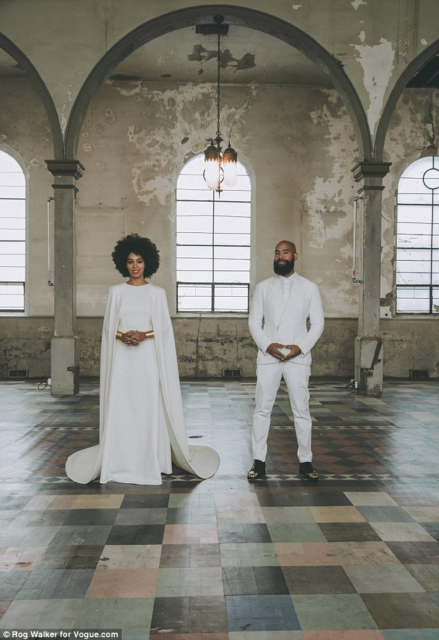 Solange Knowles Wedding Loveweddingsng7
