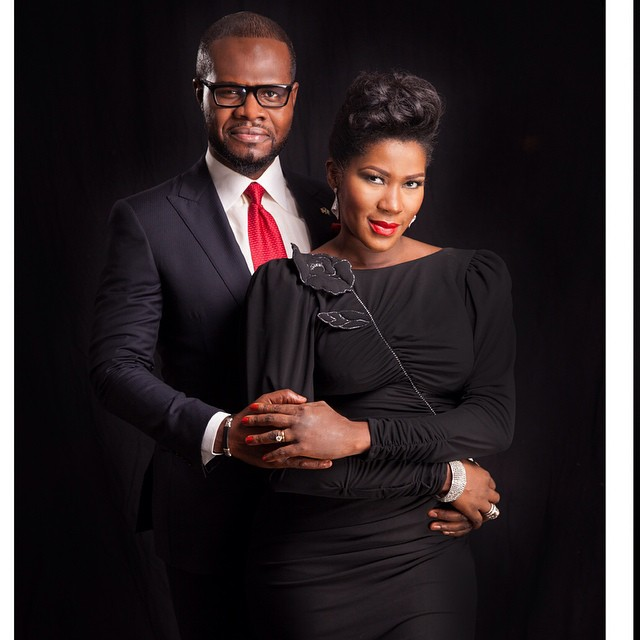 Stephanie Linus Idahosa Loveweddingsng