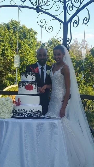 Tansey Coetzee weds Kolapo Sodeinde Loveweddingsng