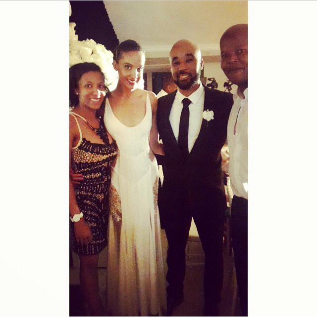 Tansey Coetzee weds Kolapo Sodeinde Loveweddingsng10