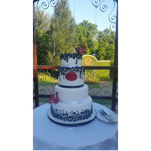 Tansey Coetzee weds Kolapo Sodeinde Loveweddingsng12