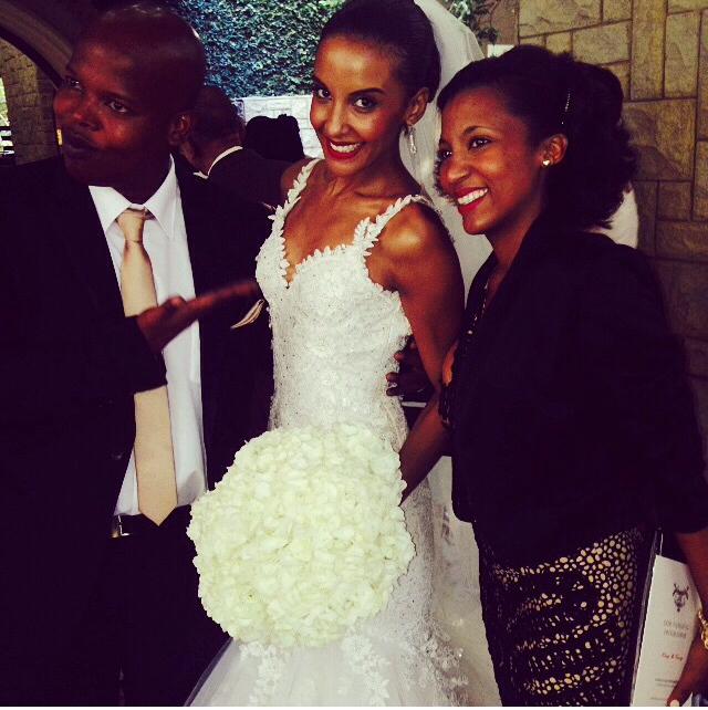 Tansey Coetzee weds Kolapo Sodeinde Loveweddingsng15