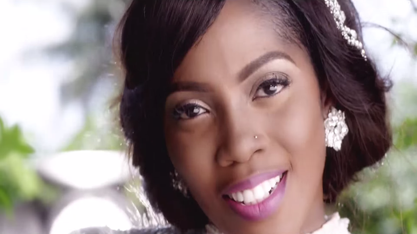 Tiwa Savage My Darlin Loveweddingsng Bridal Makeup