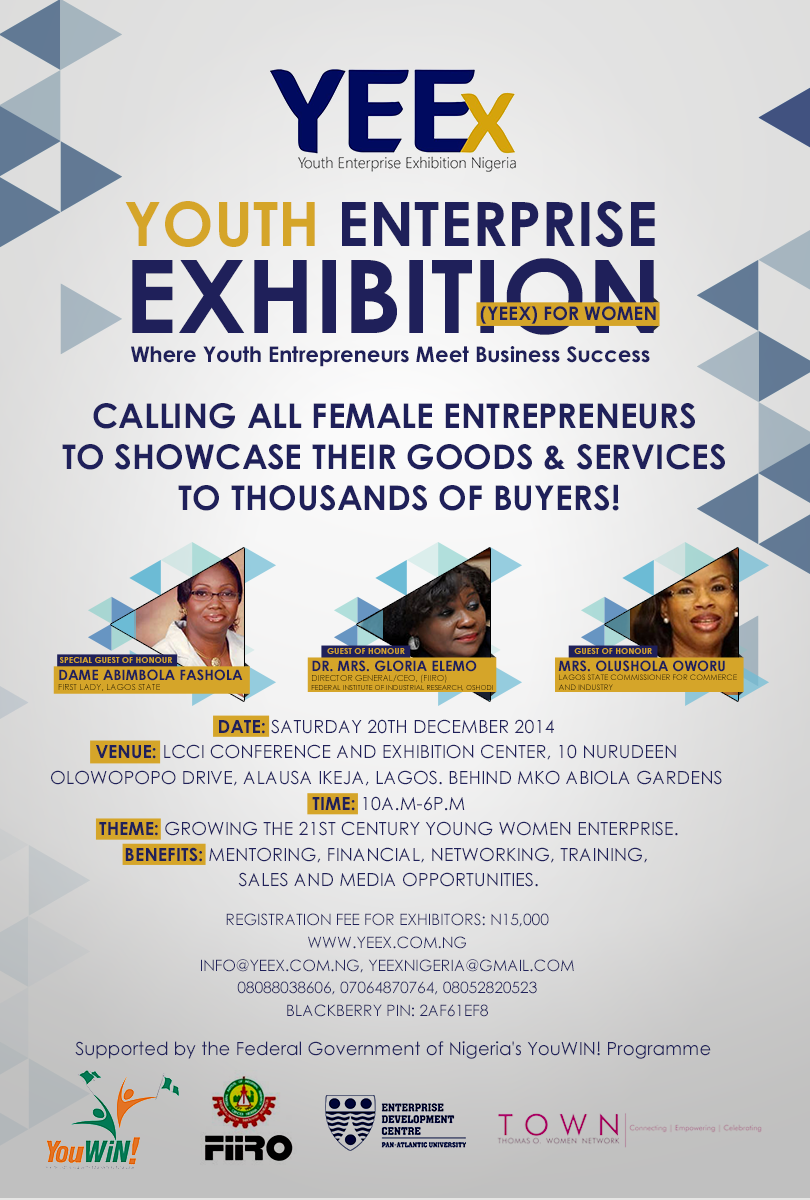 Youth Enterprise Exhibition YEEx Loveweddingsng1