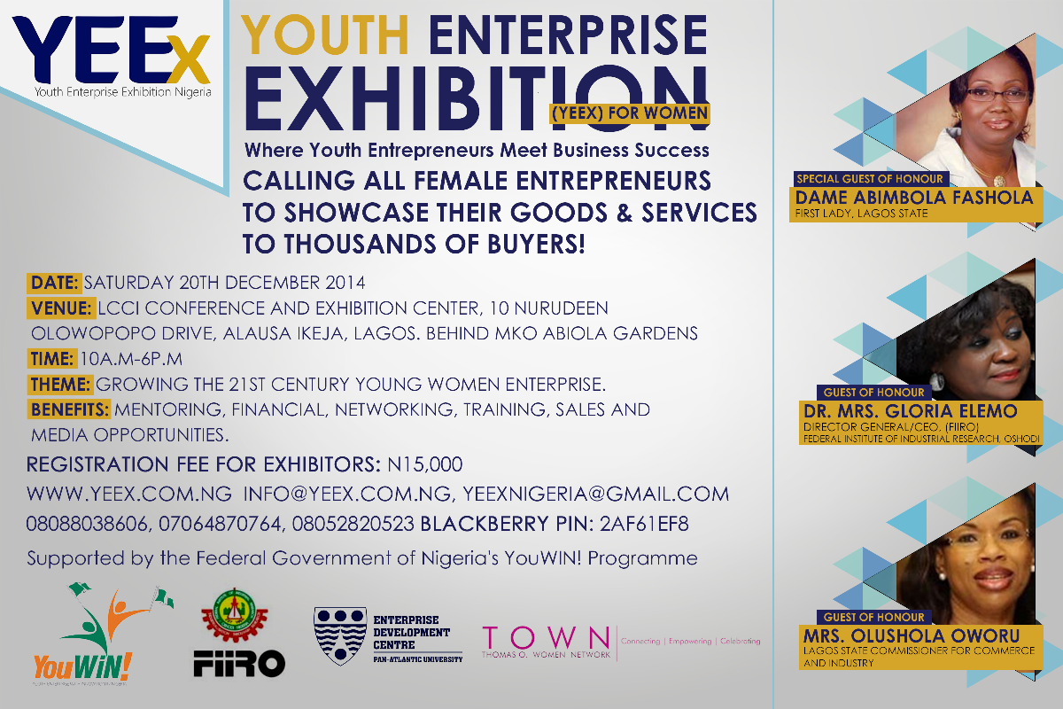 Youth Enterprise Exhibition YEEx Loveweddingsng2