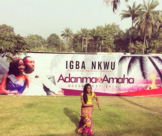 Adanma Ohakim weds Amaha Loveweddingsng3