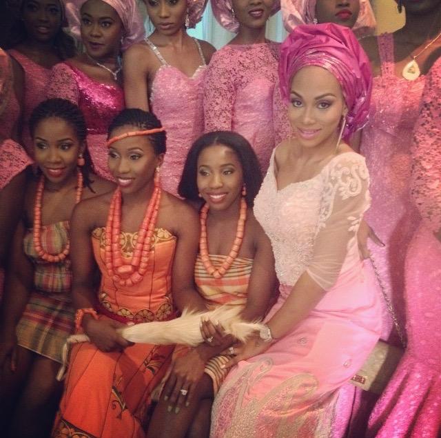 Adanma Ohakim weds Amaha Loveweddingsng8