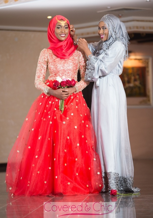 Covered and Chic Loveweddingsng4