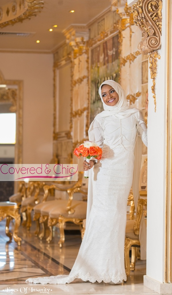 Covered and Chic Loveweddingsng5