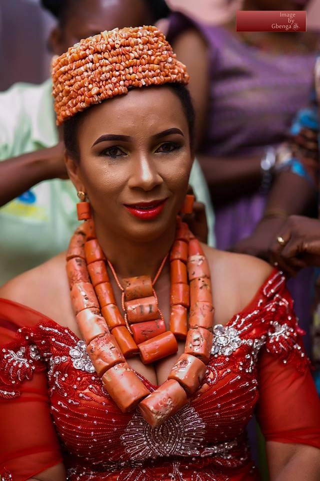 Ibinabo Fiberesima Traditional Wedding Loveweddingsng1