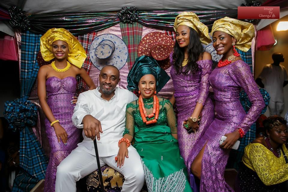 Ibinabo Fiberesima Traditional Wedding Loveweddingsng10