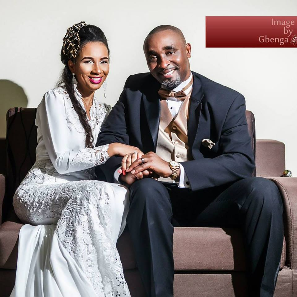 Ibinabo Fiberesimas White Wedding LoveweddingsNG11